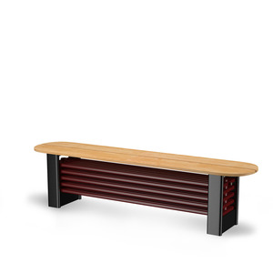 Purmo Delta Column Bench